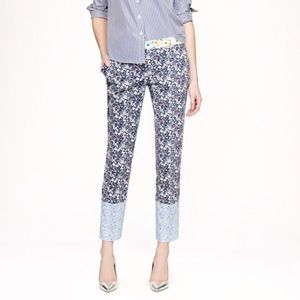 Liberty Collection Capri in June's Meadow Floral